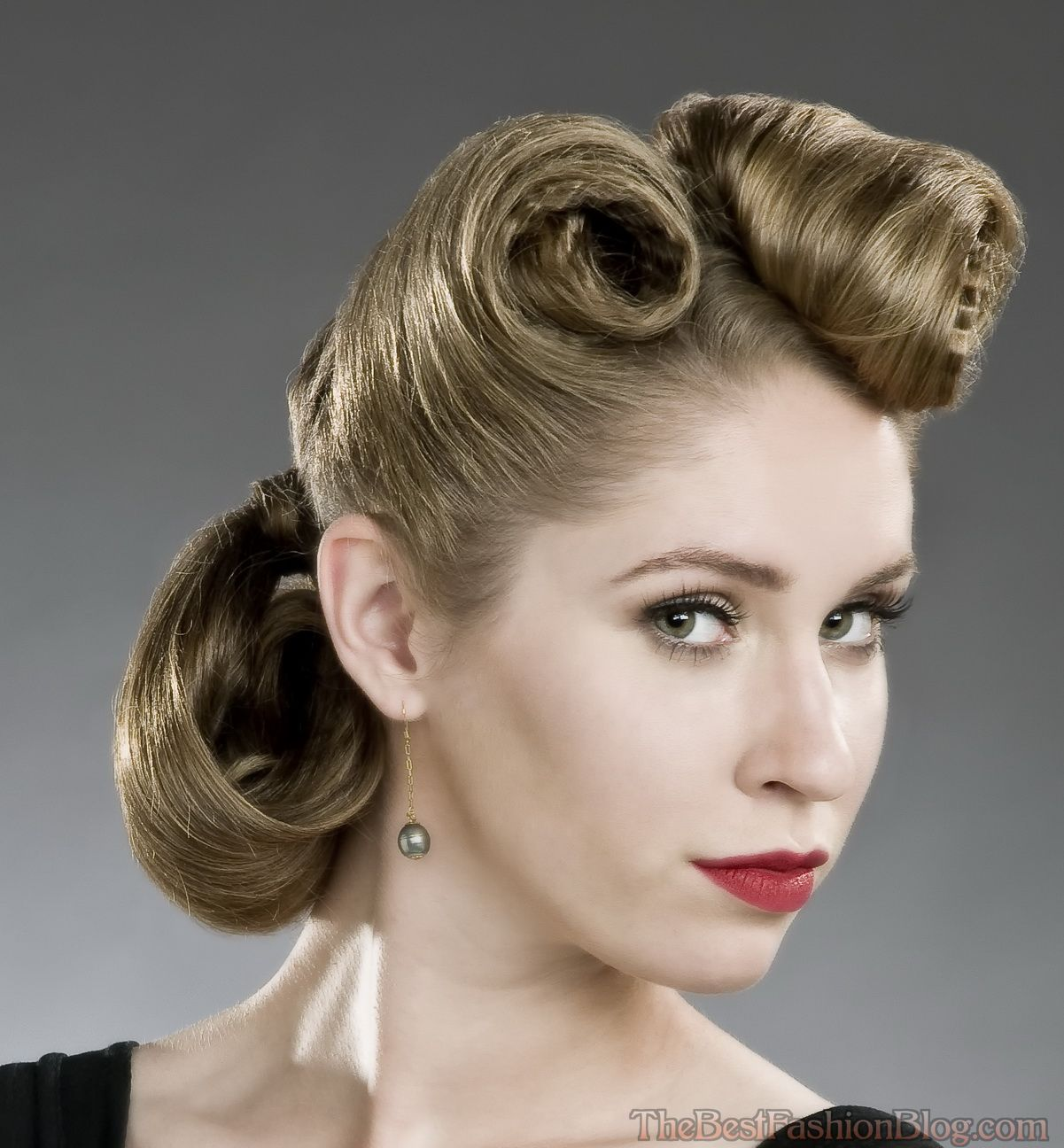 10 Womens Retro Hairstyles Are In Style For 2015 7 Blogrope
