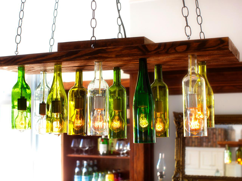 16 Creative Ways To Recycle Old Wine