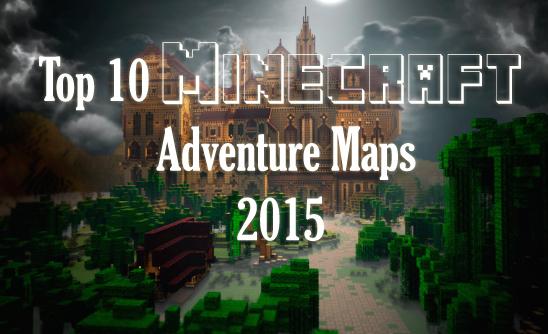 10 Best Minecraft Adventure Maps Ever! - Blogrope