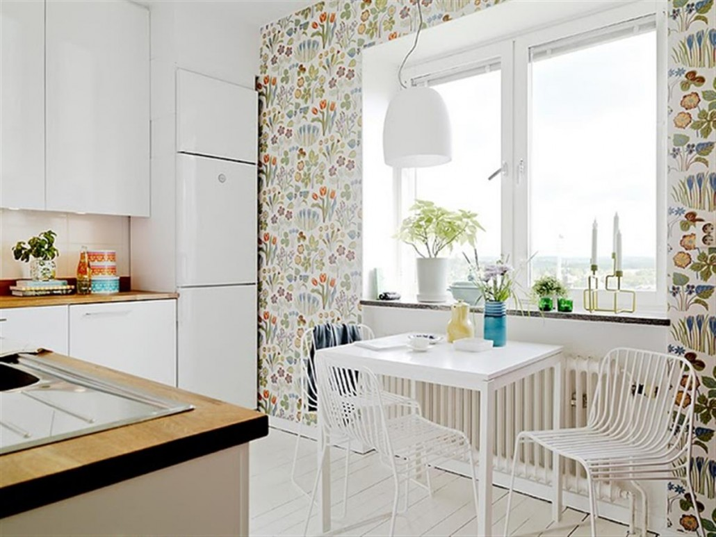 wallpaper ideas for the kitchen shapeyourminds com
