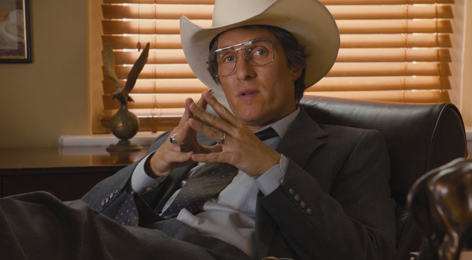 List of Top 10 movies with Matthew McConaughey