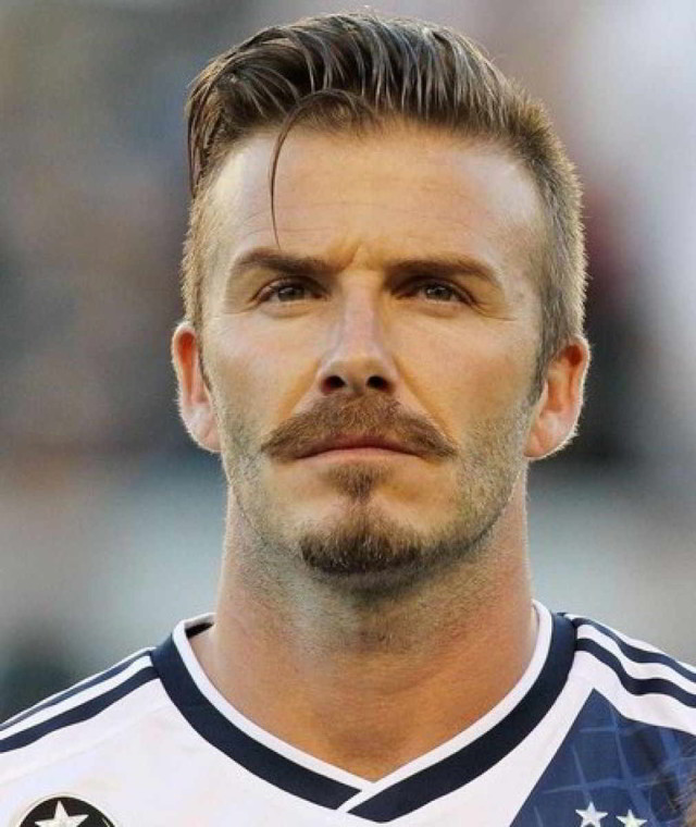 25 Best Pictures Of David Beckham Haircut Blogrope