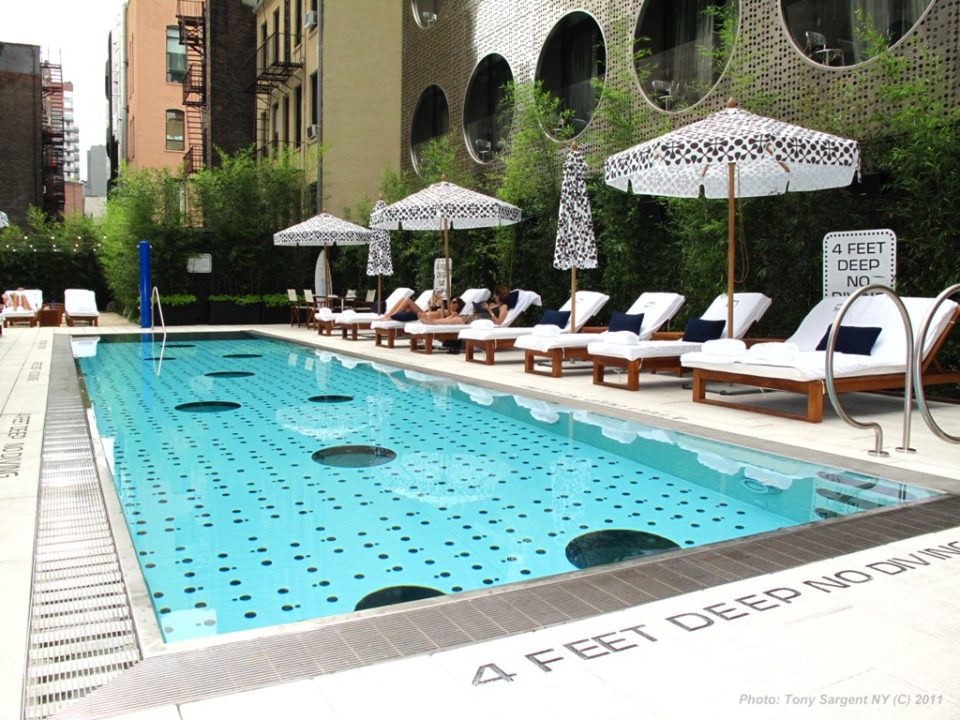 Beat The Heat With 14 Most Coolest Rooftop Pools Of Nyc