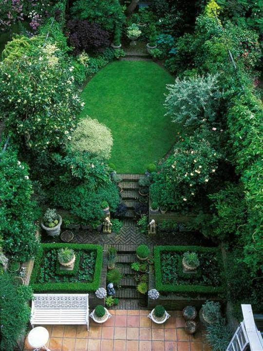 25 Super Cute Small Garden Ideas For Gardening Lovers ... on Cute Small Backyard Ideas id=84395