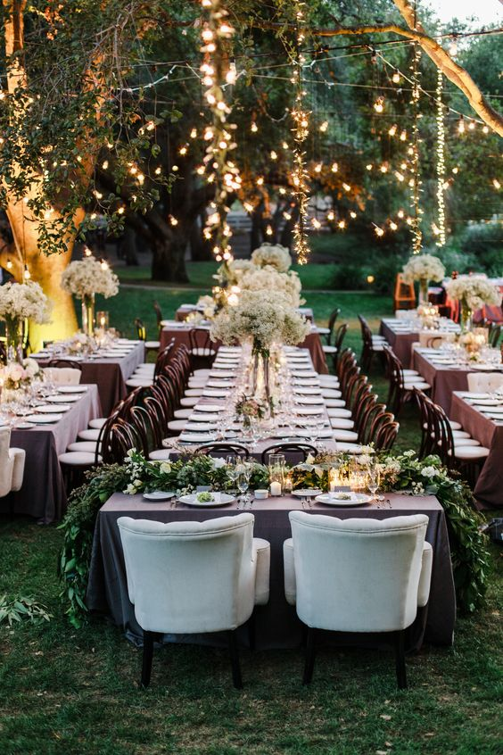 27 Magnificent Garden Wedding Ideas That Will Leave You Mesmerized ...