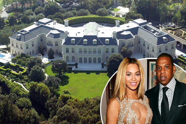 20 Pictures Of Beyonce And Jay Z S New California House Blogrope