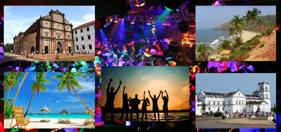 Places To Stay In Goa Blogrope